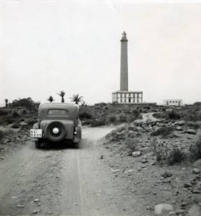 faro maspalomas 1935