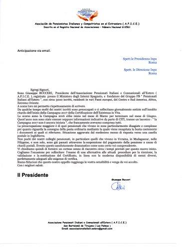 Lettera alla Presidenza e Direzione Inps Roma.jpg
