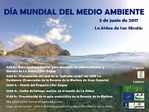 aldea de san nicolas 5 giugno
