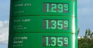 prezzi carburante