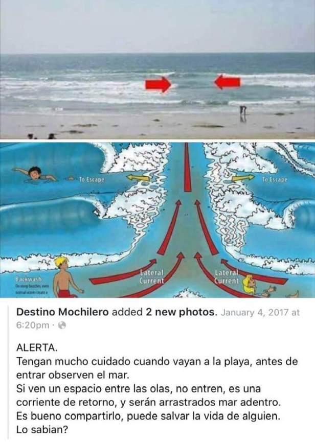 onde pericolose